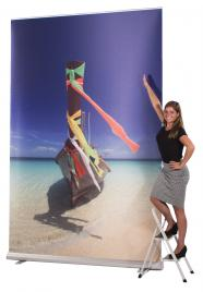 RollUp Gigant 200x300cm High Tech
